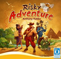 Risky Adventure cover art